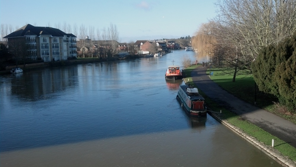 River Thames, Reading